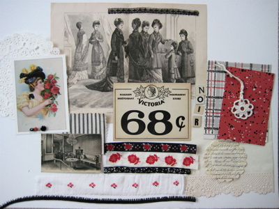 Black_red_vintage_french_paper
